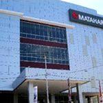 aluminium composite panel Proyek Mall Gorontalo