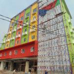 Proyek Hotel Fiducia – Pondok Gede