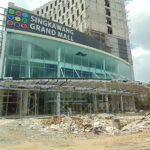 Proyek Grand Mall Singkawang