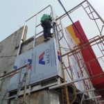 Proyek Optik Anugerah – Tangerang