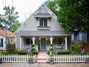 desain fasad rumah